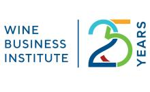 Wine Business Institute 25th Anniversary Mark