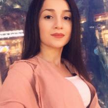Executive Wine MBA alumna Elvina Asatryan