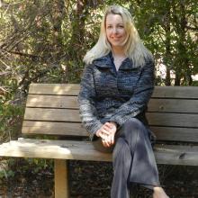 Wine Business alumna Elizabeth Rice