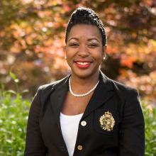 Executive Wine MBA alumna Felicia Prater