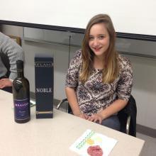 Wine Business alumna Noam Steinhart