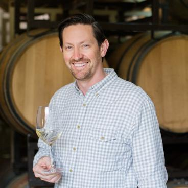 Sonoma MBA in Wine Business student Palmer Emmitt.
