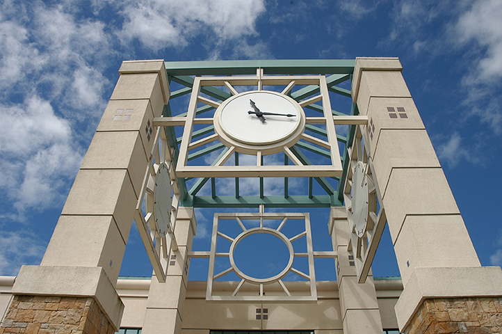 Clock Tower at Sonoma State University